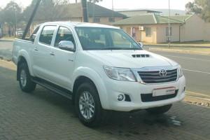 TWK TOYOTA Piet Retief - 2014 TOYOTA 3.0 D4D D-CAB