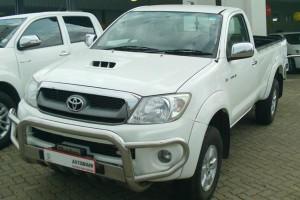 TWK TOYOTA Piet Retief - 2014 Toyota Hilux 3.0 D4D 4x4