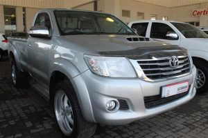 2014 Toyota - Hilux Facelift II 3