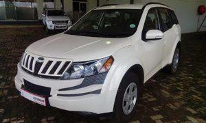 2012 Mahindra XUV 500 2.2 W6 Whawk 7 Seater