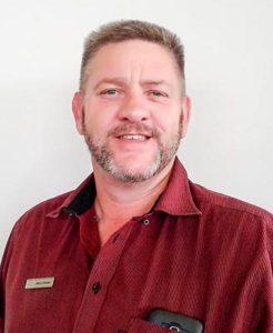 Ben Le Grange, Used vehicle sales - TWK Toyota Piet Retief