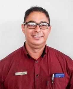 Ian Sterfontein, Workshop Manager - TWK Toyota Piet Retief