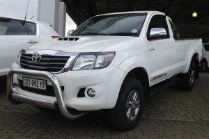 2015 Toyota Hilux (Legend 45)