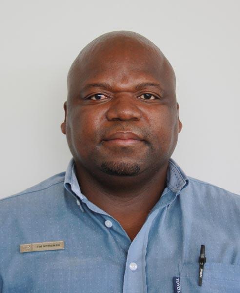 Tim Mthembu