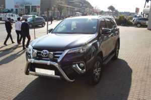 Fortuner IV 2.8 GD-6 4X4 Auto
