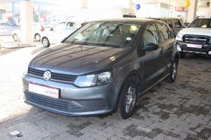 VW Polo 1.2 (66 kW) TSi Trendline