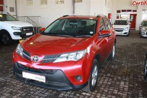 2014 Toyota Rav4 (Mark II) 2.0 GX Auto