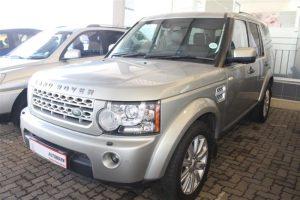 2013 Land Rover Discovery 4.3.0 TD SD v6